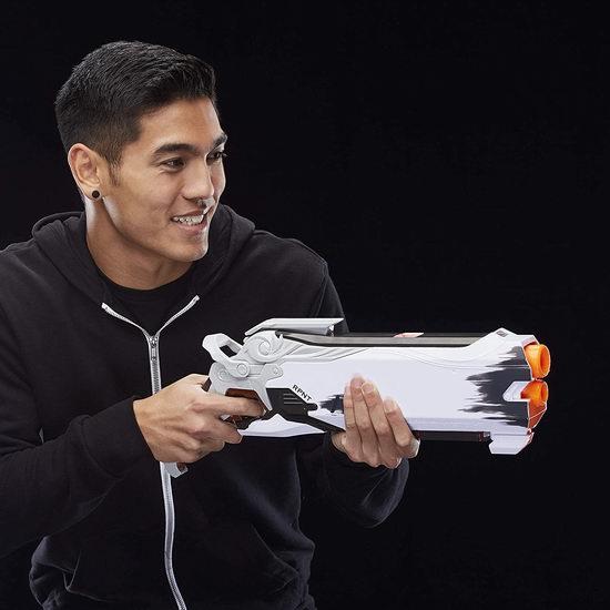 历史新低!Hasbro 孩之宝 《守望先锋》怀特版 泡沫海绵玩具枪2.9折 20.4加元清仓!