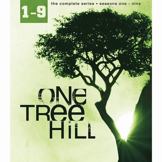 金盒头条:历史新低!美剧《One Tree Hill 篮球兄弟》1-9季DVD全集2.5折 58.99加元包邮!