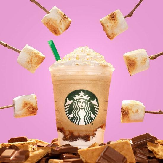 Starbucks 星巴克 Frappuccino 星冰乐及手工咖啡 本周内买一送一!2020限定版Smores星冰乐也参加!