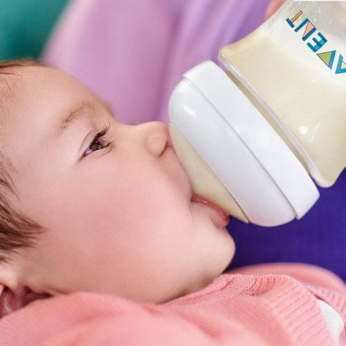 Philips Avent Natural 防胀气奶瓶 3个装 6.9折 19.96加元,原价 28.99加元