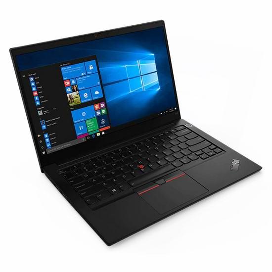 Lenovo 联想 ThinkPad E14 Gen 2代 军标加固 14英寸笔记本电脑(16GB, 512GB SSD)1019.4加元包邮!