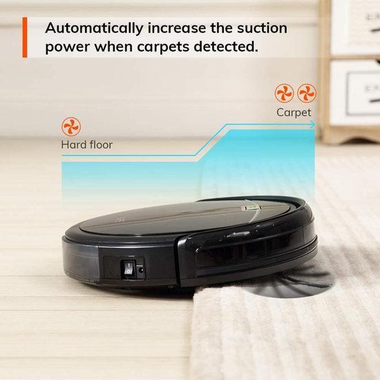 历史新低!ILIFE A4s Pro 2000Pa Max 超强吸力 超静音 智能扫地机器人 199.99加元限量特卖
