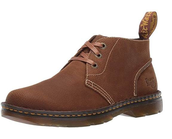 Dr. Martens Sussex男士短靴 99.45加元(8码),原价 127.54加元,包邮