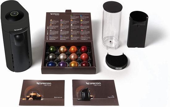 历史新低!De'Longhi 德龙 Nespresso VertuoPlus 胶囊咖啡机 4.6折 99.99加元包邮!