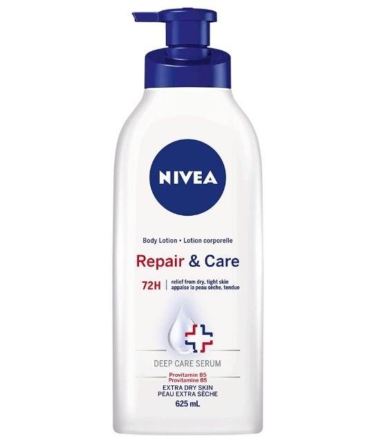 NIVEA 妮维雅72小时长效保湿身体乳 625毫升 6.23加元,原价 8.98加元