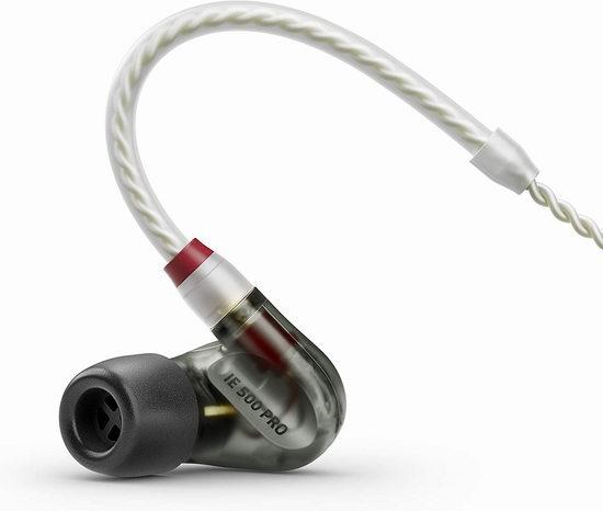 历史新低!Sennheiser 森海塞尔 IE 500 Pro 旗舰级 入耳式专业监听耳机5.2折 389.95加元包邮!