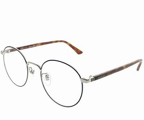 Gucci GG0297OK 时尚圆形金属眼镜 220.44-253.85加元,2款可选