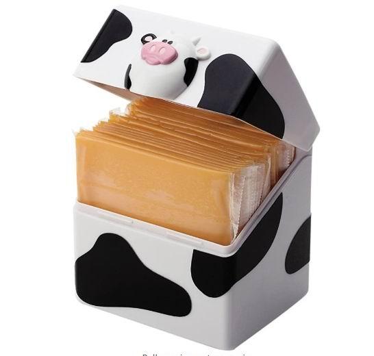 Joie Moo-Moo奶酪切片食物收纳盒 12.5加元,原价 14.82加元