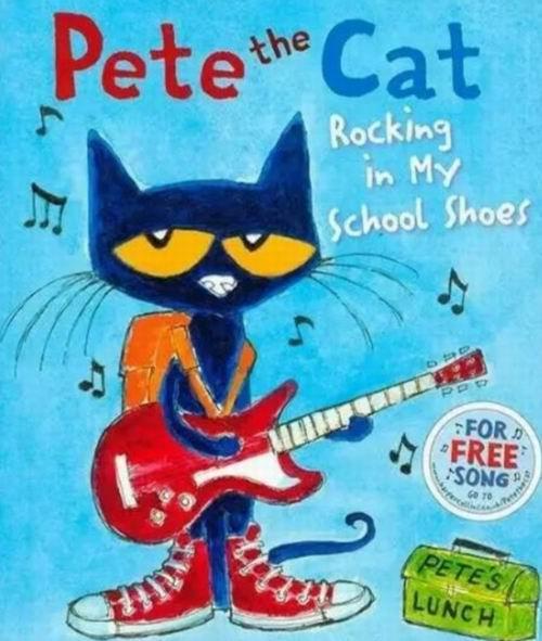 最后一天!Pete The Cat 皮特猫系列书籍 2折 2.33加元起+买3本送1本,风趣幽默学情绪管理