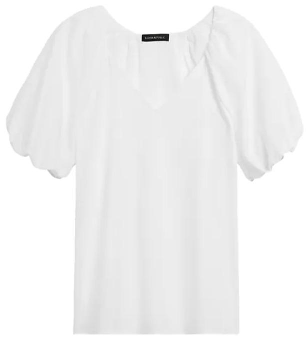 折扣升级!Banana Republic精选服饰 3.4折起+额外4折:上衣12.98加元、西装31.99加元