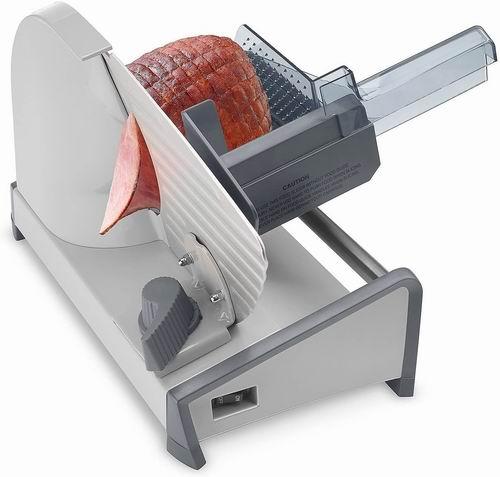 历史最低价!涮火锅必备!Cuisinart FS-75电动食品切片机 7.8折 124.15加元