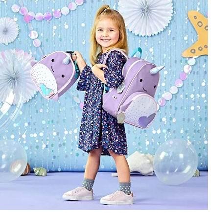 Skip Hop 卡通造型儿童双肩包 14.6加元(多款可选),原价 29.99加元