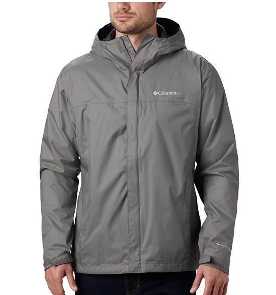 Columbia Watertight II男士雨衣式夹克  53.62加元起,原价 109.99加元,包邮