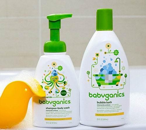 BabyGanics 无香型泡泡浴沐浴露 591毫升 9.19加元(会员价 7.74加元),原价 11.97加元