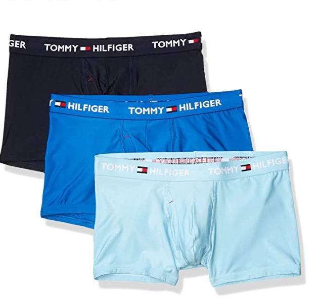Tommy Hilfiger男士四角裤 3件套 29.78加元,原价 46.69加元