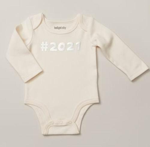 精选 IndigoBaby婴儿字母连体衣、玩具、妈咪包、睡衣、婴儿鞋 2.7折 5.5加元起!