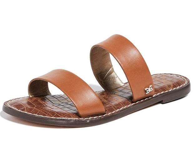 Sam Edelman Gala 女士凉鞋 65.9加元(3色可选),原价 103.99加元,包邮