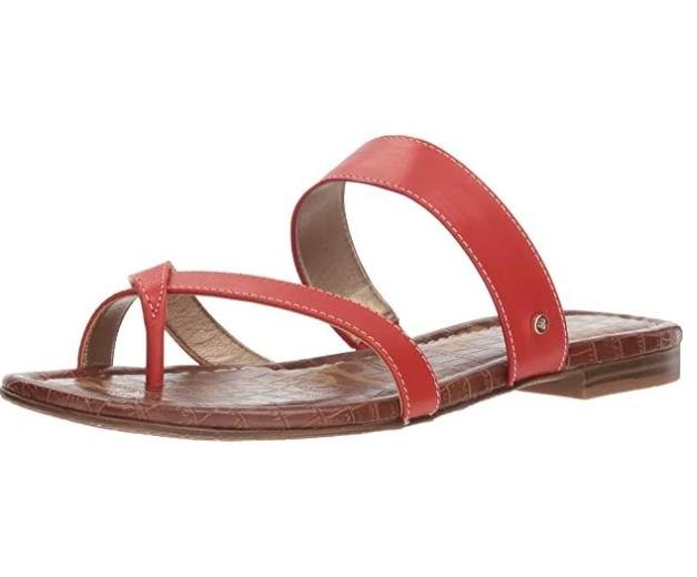 白菜价!Sam Edelman Bernice女士凉鞋 15.7加元(5.5码)