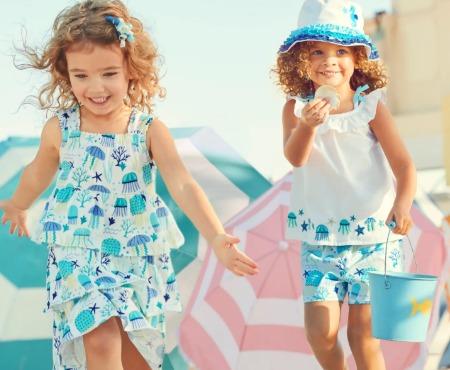 新款加入!Gymboree精选儿童夏季连衣裙、短裤、T恤等5折+包邮无关税!入超可爱草莓及海洋系列!