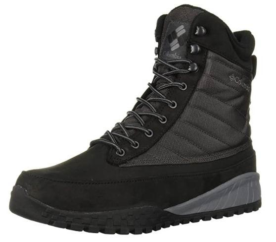 Columbia  Fairbanks 1006 男士保暖靴 89.98加元,原价 190加元,包邮