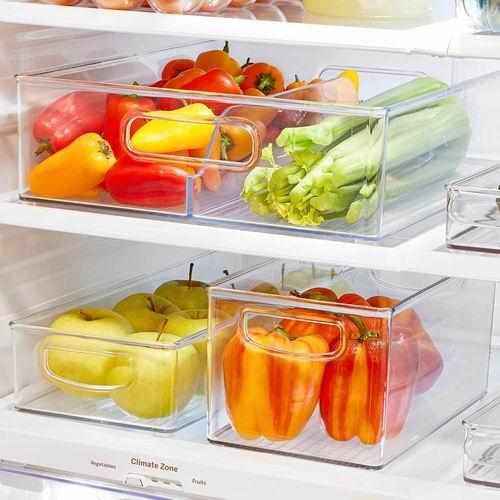 iDesign透明厨房收纳盒 16.52加元,原价 20.29加元