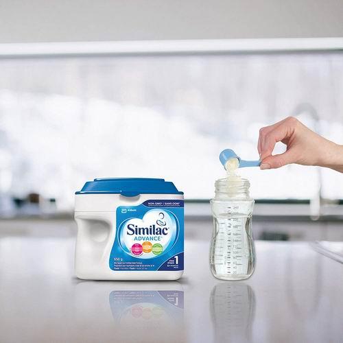 Similac advance step 1 omega-3 and omega-6非转基因配方奶粉 27.53加元包邮!