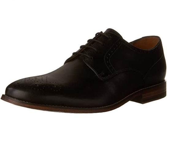 Bostonian Ensboro Plain男士乐福鞋 36.99加元(8.5码),原价 147.2加元,包邮