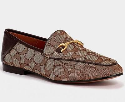 补货!Coach Outlet精选 Moira 乐福鞋 61.56美元起,入好穿又舒适Gucci平价替代版!