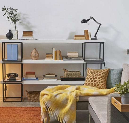 Aosom返校特惠:精选电视柜、办公桌、游戏椅、脚踏板等家居用品3.3折起+额外9.2折或满立减20加元