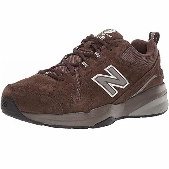 New Balance 608 V5 男式复古运动鞋 61.91加元包邮!