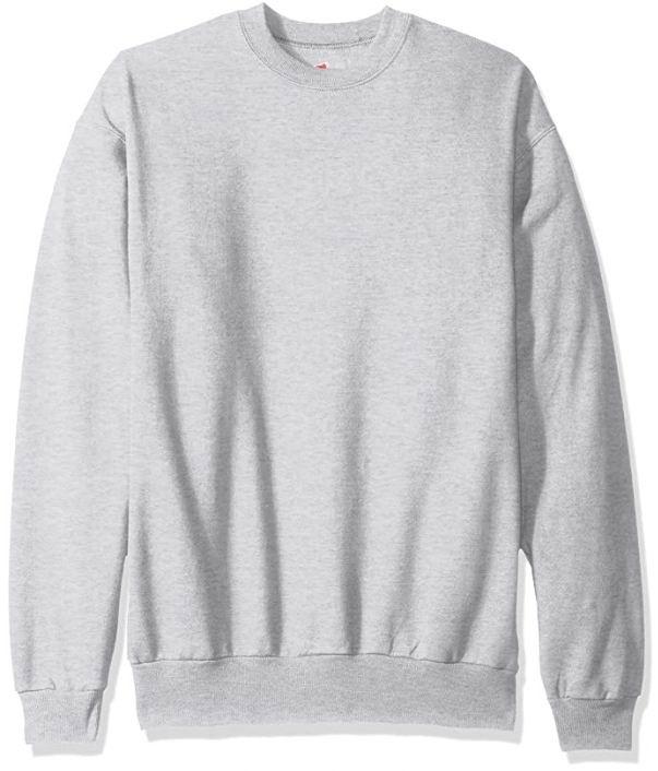 Hanes  EcoSmart男士圆领套头衫 多色可选 12.99-14.99加元,原价 69加元