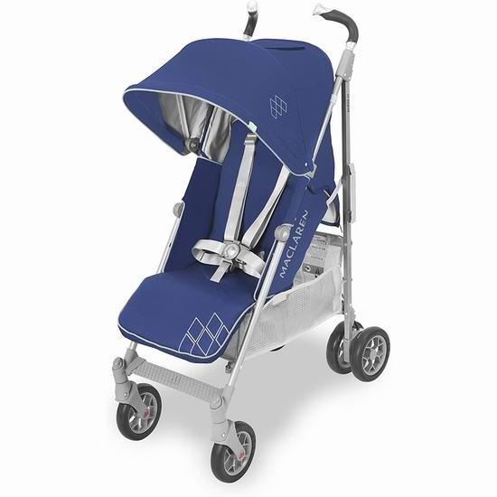 历史新低!Maclaren 玛格罗兰 Techno XT 全尺寸轻便婴儿推车4.7折 238.17加元包邮!