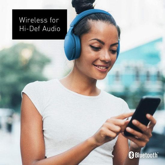 历史新低!Panasonic 松下 RPHD305BA 蓝牙无线 头戴式耳机4.4折 109.94加元包邮!