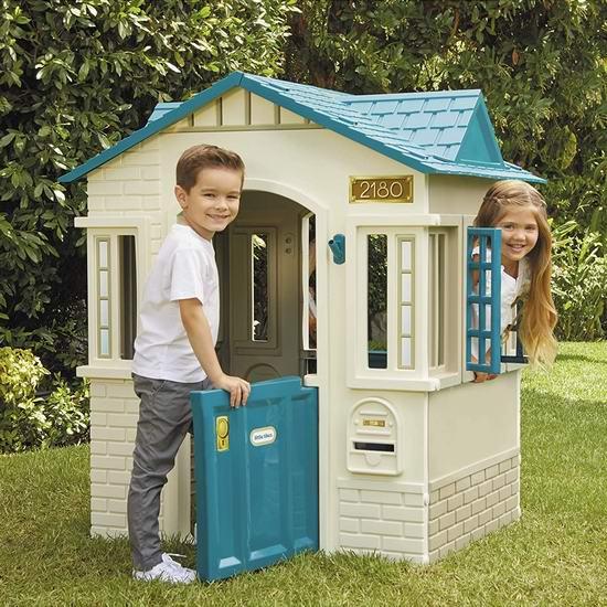 Little Tikes 小泰克 Cape Cottage 儿童玩具生活小屋6.1折 181.86加元包邮!