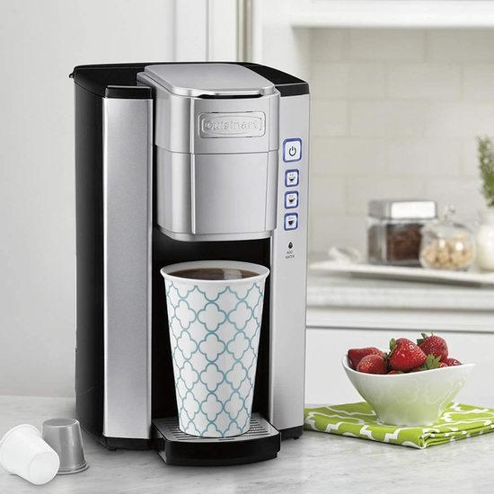 历史最低价!Cuisinart 美康雅 SS-5EC 紧凑型不锈钢咖啡机 79.97加元包邮!