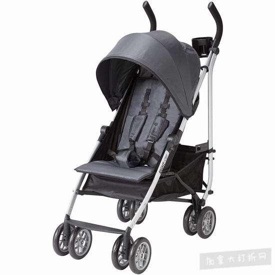 历史新低!Safety 1st Right-Step 轻量级婴儿推车 116.6加元包邮!