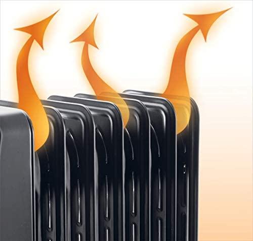 历史新低!Delonghi 德龙 EW7707CBCA 电热油汀 87.47加元包邮!
