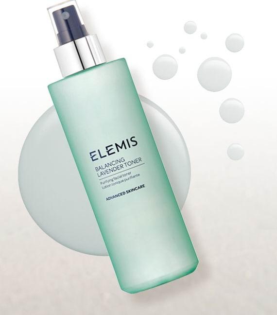 Elemis Balancing Lavender 薰衣草平衡爽肤水 200毫升 43.8加元+包邮