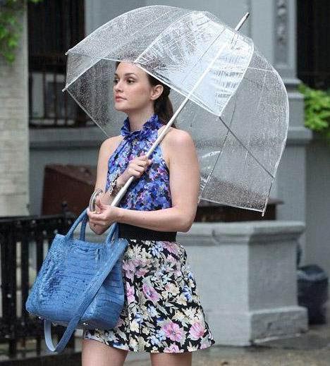 Totes 自动透明拱形雨伞 25.95加元