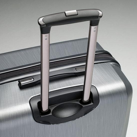 Samsonite 新秀丽 Pursuit DLX 20/24/28寸 全PC超轻 拉杆行李箱3件套3.1折 234.99加元包邮!