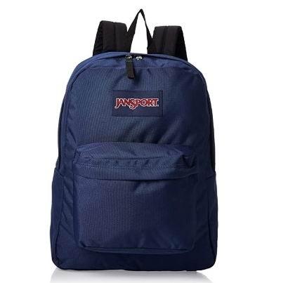 Jansport Superbreak双肩包 29.98加元,原价 39.99加元