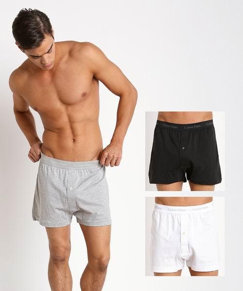 Calvin Klein 男士纯棉平角内裤 39.86加元,原价 53.99加元,包邮