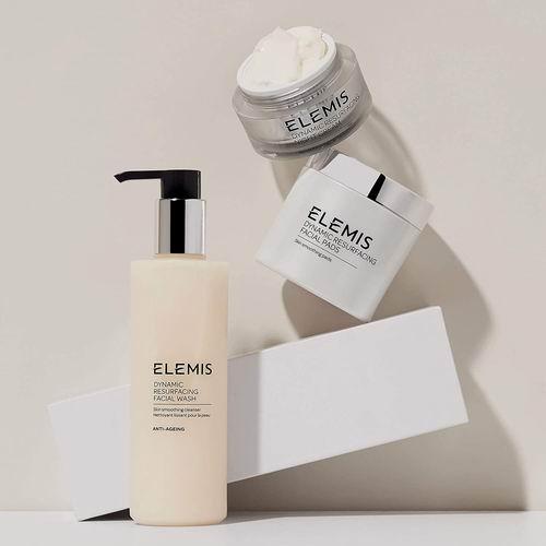 Elemis 艾丽美 Dynamic Resurfacing 三重酵素亮采平滑洁面乳 200毫升 59.5加元,原价 66.5加元,包邮