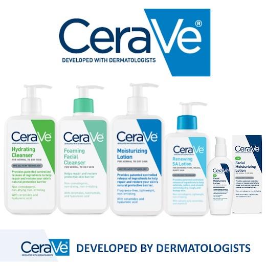 美国皮肤学专家推荐!CeraVe 适乐肤 保湿护肤品 8折优惠