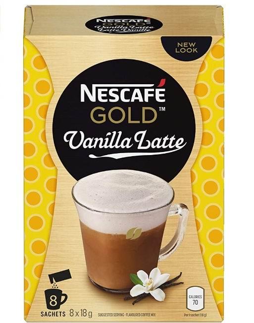 NESCAFÉ 香草卡布奇诺速溶咖啡 48小袋 22.63加元,原价 28.94加元