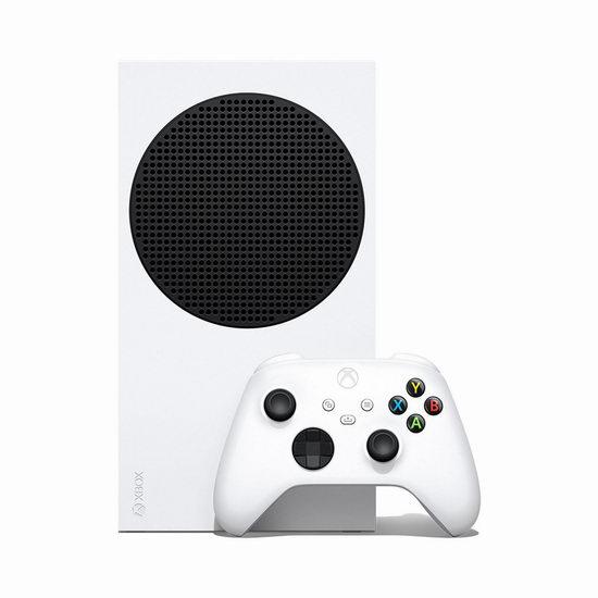 Xbox Series S 全数字游戏机 369.99加元包邮!