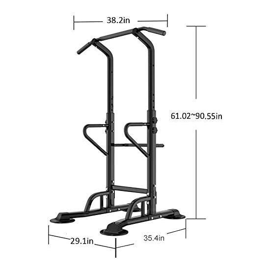 SogesHome Power Tower 多功能力量训练健身器 118.14加元限量特卖并包邮!在家也能练出小蛮腰!