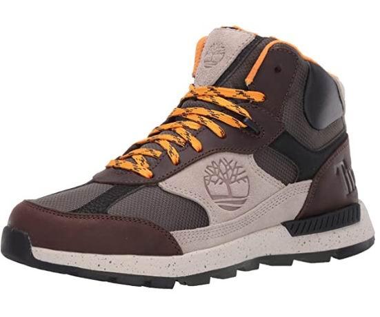 Timberland Field Trekker男士系带登山鞋 62.05加元(8.5码),原价 130加元,包邮