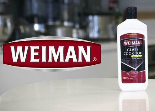 电磁炉清洁好帮手!Weiman 玻璃灶具清洁剂/抛光剂 5.98加元
