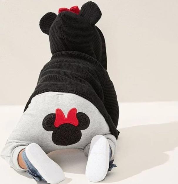 Gap 迪士尼 米奇米妮系列儿童夹克、卫衣、毛衣、套头衫 5.6折起+额外 6折